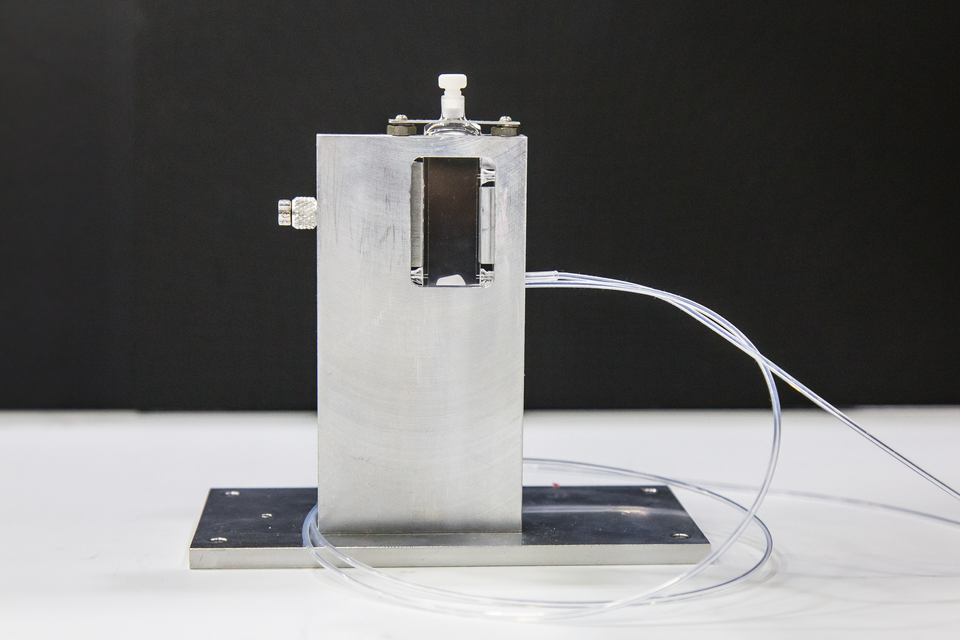3-phase micro-emulsion flow cell