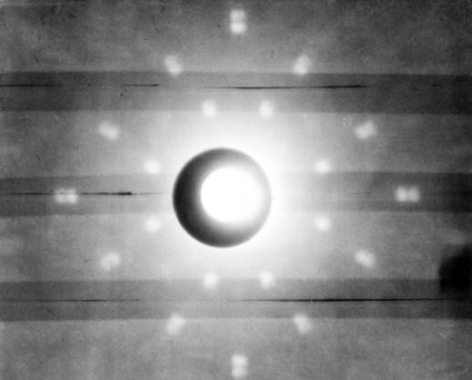 scotch tape laue diffraction