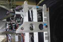 Loading the Detector Array at BIO-SANS