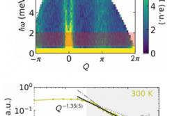 Hydrodynamics in a Quantum Spin Chain