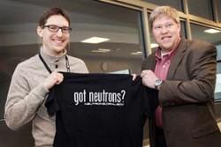 10.000 Neutron scattering user at ORNL