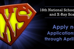 Applications are now being accepted for the 18th National School on Neutron and X-Ray Scattering, which will begin on July 30, 2016.