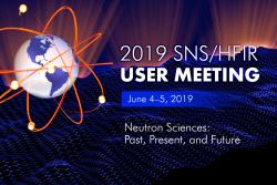 2019 Neutron Scattering User Meeting