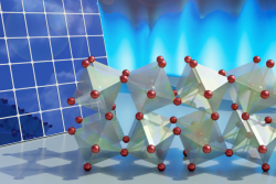 """Neutron scattering data on the """"hinged"""" atomic structure"""
