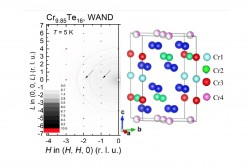 Anomalous hydrogen-hydrogen distances in metal hydrides