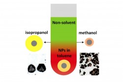 Nanoparticle Supercrystal Assembly from Solution