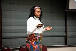 ISU alumna pushes for more diversity in STEM fields