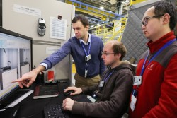Scientists from the University of Virginia employ neutron imaging at Oak Ridge National Laboratory to probe Lithium-ion battery materials and structures.