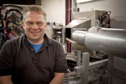 Chris Tulk, SNAP instrument scientist
