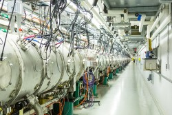 The Spallation Neutron Source at Oak Ridge National Laboratory is a one-of-a-kind research facility that provides the most intense pulsed neutron beams in the world for scientific research and industrial development. Take a look inside the facility's linear accelerator.