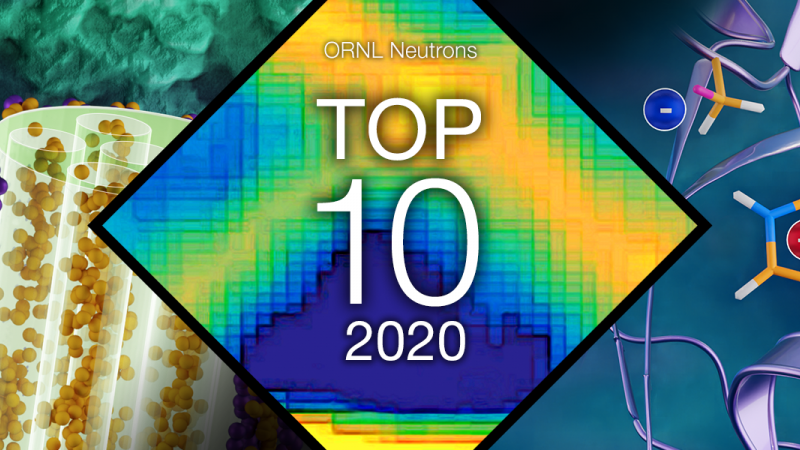 The 2020 Top 10 list of scientific achievements includes impactful publications in the scientific jo