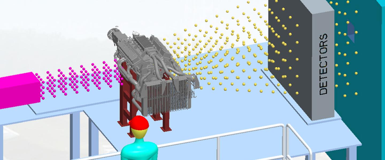 Venus: Neutron imaging to advance energy efficiency