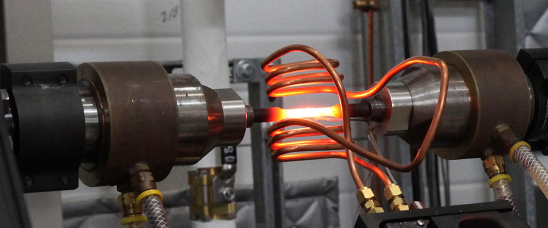 Heated Copper at VULCAN (BL-7)