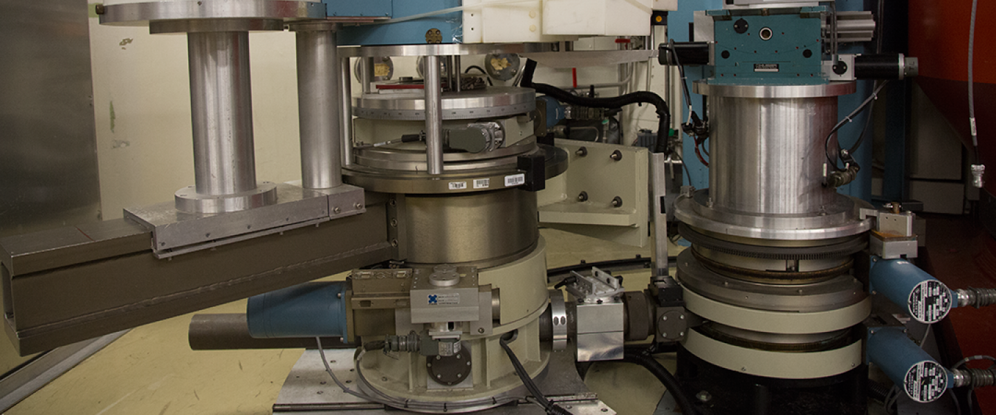 Fixed-Incident-Energy Triple-Axis Spectrometer